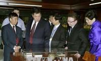 Mongolia's Parliament Chairman wraps up Vietnam visit