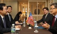 US, South Korea seek to resume dialogue with North Korea