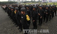 Indonesia strengthens security for Asian Games