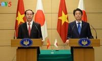 Vietnam, Japan seek ways to deepen strategic partnership