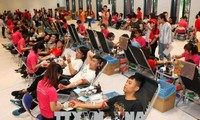 """""""Red Journey"""" campaign collects 42,000 blood units"""