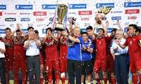 Vietnam wins U23 International Championship