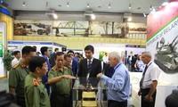 Homeland Security Expo 2018 opens in Hanoi