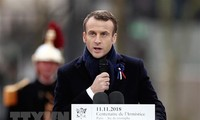 French President calls for stronger France-Germany cooperation