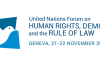 UN discusses role of parliaments in human rights program