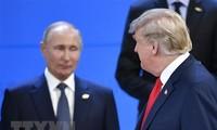 Russia pushes for Putin-Trump summit before June