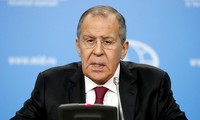 Russian Foreign Minister holds annual press conference
