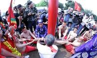 Vietnam's tug-of-war games, ritual receive UNESCO certification