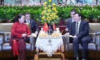 China's Jiangsu province wants to boost ties with Vietnam