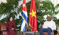 Vietnam, Cuba boost economic ties