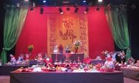 Vietnamese artists celebrate Stage Day