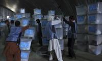 Afghanistan delays election results until November