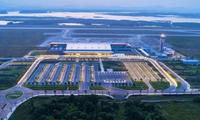 Van Don chosen world's best new airport