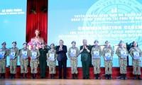 Vietnam peacekeeping force honored