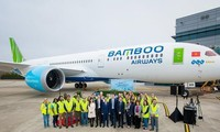 Bamboo Airways receives first Boeing 787-9 Dreamliner