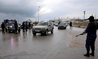 World leaders call for efforts to resolve Libya situation