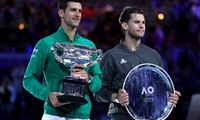 Novak Djokovic wins Australian Open, tightens grand slam race