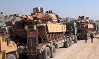 Violence escalates between Turkey, Syria troops
