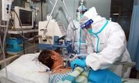 COVID-19: China's death toll drops