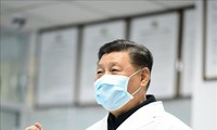 Xi calls COVID-19 outbreak worst health crisis in modern China