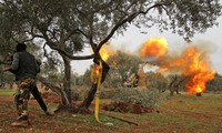 Syria violence continues to escalate