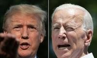 "Trump hails Biden's ""incredible comeback"""