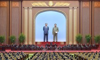 North Korea parliament lays out budget plans, personnel changes