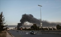 Donald Trump urges Libya de-escalation
