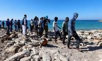 Libya stops 400 migrants attempting to cross to Europe
