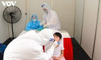 Hanoi continues to conduct RT-PCR tests for returnees from Da Nang