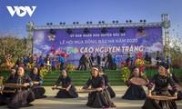 A glimpse of wintery festival on Bac Ha Plateau