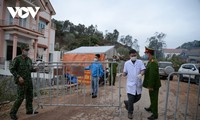 Village locked down after fresh coronavirus case detected