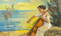 Painting exhibition celebrates upcoming International Women's Day