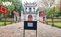 Parks, relic sites, worship places in Hanoi shut amid COVID-19 threats