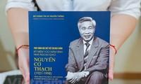 Lần đầu tiên phát hành một bộ tem về nhà ngoại giao Nguyễn Cơ Thạch