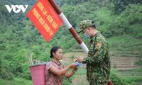 Biên phòng Điện Biên vừa chống dịch vừa giữ vững biên cương