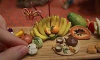 Unique tiny trays celebrate Mid-Autumn Festival