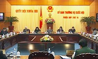 NA Standing Committee convenes 14th session