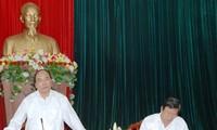Deputy Prime Minister visits Kon Tum province