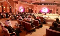 Russia, Iran criticize Arab League for handing seat to Syria opposition