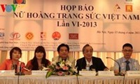 Final round for the Miss Jewelry 2013 pageant to be held in Ha Long