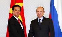 Prime Minister Nguyen Tan Dung visits Belarus
