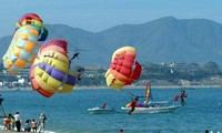 Various activities in Sea Festival 2013