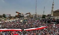 Protests continue across Egypt