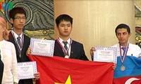Vietnam wins gold at 2013 International Chemistry Olympiad