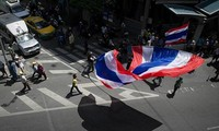 """Thai protesters launch """"final fight"""" against the government"""