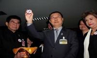 Thailand's new Senate speaker elected