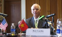 US Senator Benjamin Cardin: China's acts threaten the whole region's maritime safety and security