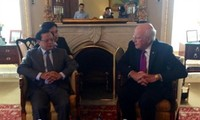 Hanoi Party Committee Secretary Pham Quang Nghi visits the US