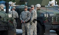 US: National Guard troops withdrawing from Ferguson